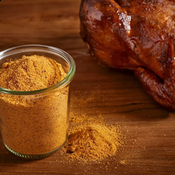 Smoked Chicken Rub