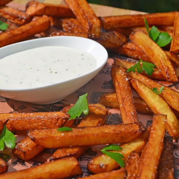 Smoked French Fries