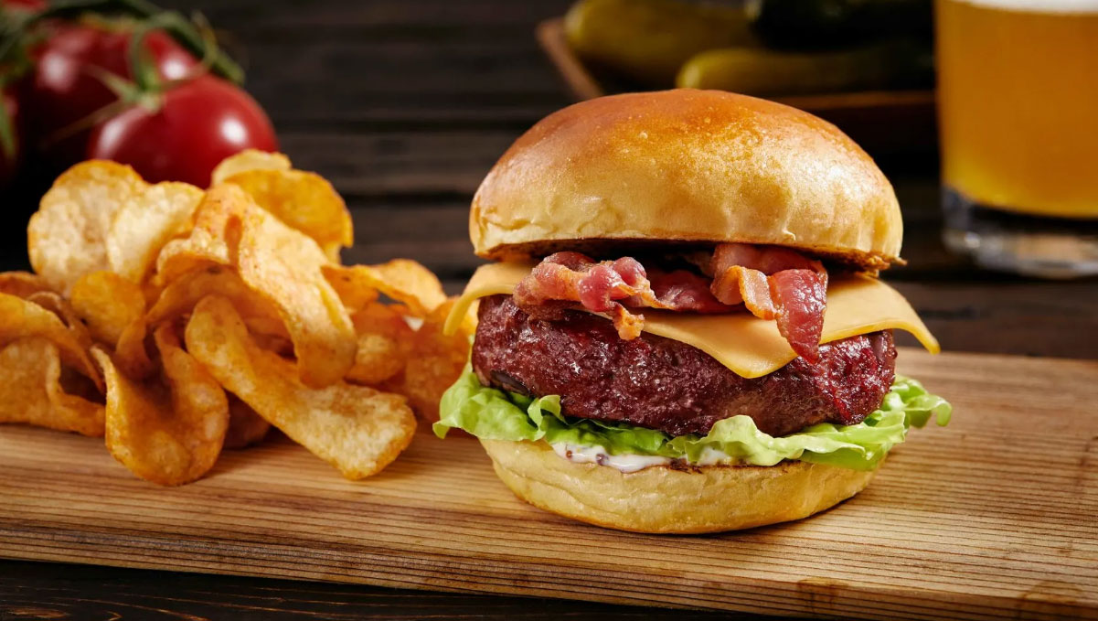 Smoked Bacon Burgers With Gouda Cheese Recipe Oklahoma Joe S Nz